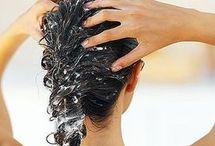 hidratação/cabelo