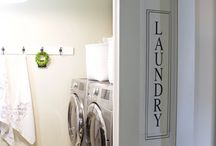 laundry room / by Jessica Close