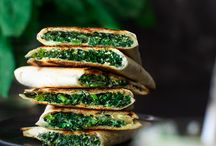 Spinach / It's not just for smoothies