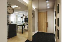 2012r. PROSTO I NOWOCZEŚNIE mieszkanie w Pruszkowie /www.tissu.com.pl / PROSTO I NOWOCZEŚNIE w mieszkaniu w Pruszkowie 90m2