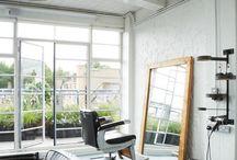 Inspiration bureau & atelier / De jolies idées, inspirations, astuces pour aménager son bureau ou son atelier .....pour les femmes qui ont fait le choix de créer  leur entreprise  :-) !