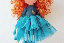 Rag dolls for Rachel