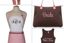 Bridal Shower Ideas / by Holly Woodcock