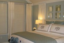 Bedroom ideas / by Beth Absher