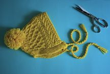 Knitting-baby hats / by Mary Ann Nash