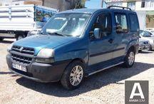 My Fiat Doblo 1.9 JTD Kilimalı
