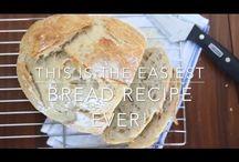 Breaking Bread (Sweet & Savoury) / by Rebecca Blanchard