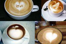 Coffee Art!☕️ / by Jeanie Kay West
