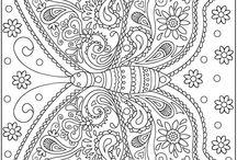 Coloring sheets