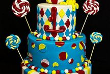 Party Time: Carnival Theme / This board is for those of us who love/need to have a Carnival themed party.  From cakes to crafts, enjoy!