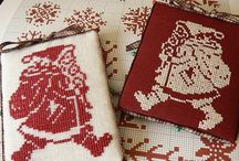 Christmas Cross Stitch / by Sharon G