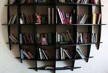 Biblioteczka domowa