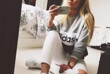 Adidas Outfits / Adidas Outfits Ideas