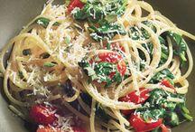 Yummy Pasta / by Danielle Spoletini