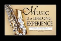 Music Education / Music quotes and posters for music teachers and educators. Music is for life and I do what I can to promote music advocacy in schools. Find great tips for band directors, fun marching band memes and much more