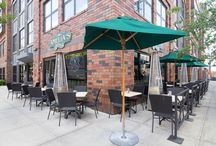 Amelia's Bistro | Outdoor Seating / Exterior | entrance | seating   -  Social Media by NYCRestaurant.com     / by Amelia's Bistro