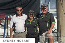 Sydney Hobart 2015