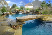 outdoor spaces / by Michelle Edwards