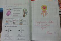 quaderni ita 2 / attività quotidiana in classe