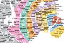 Zone / azzonamento territoriale_Pub Trans / Suddivisione di un territorio in zone, a scopo burocratico, amministrativo o urbanistico ... Scopo: ri-allocazione dlle aree in merito alle crescite demografice e al cambio di frequnza ...