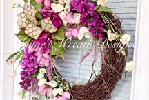 spring home decoration