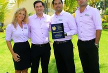 "#Sirenis Golden Apple Award / Sirenis Hotels & Resorts is pleased to announce that this year both of its Caribbean properties have been granted a 2014 Golden Apple Award.  Sirenis Punta Cana Casino & Aquagames and Grand Sirenis Riviera Maya Resort & Spa have just been officially accredited as establishments yielding ""the highest results for accommodation, services, facilities and food""   / by SIRENIS HOTELS & RESORTS"