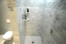 Bathroom Remodeling / Recent bathroom remodeling photos and tips