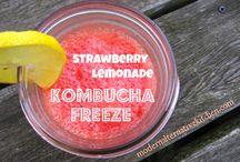 Kombucha & Healthy Drinks / by Julia Doyal