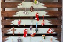 DYI Christmas Ideas / by Peggy Lowblad