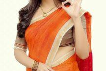 sarees of my favorite