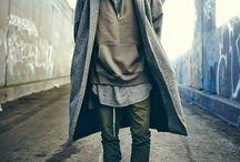 street wear men