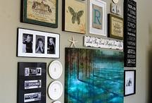 Gallery Wall / by Gloria Kressin