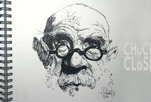 Art Techniques - Drawing