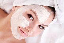 Μάσκα προσώπου ενυδάτωσης / Φυσική μάσκα προσώπου για βαθιά ενυδάτωση
