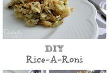Rice / by Ashley Tveit
