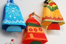 Kindergarten Christmas Craft Ideas