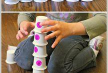 Manipulative play / for play school