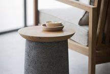 Product focus for side table LEITO and SOMOS