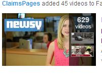 claims pages youtube