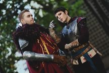 "Dragon Age Cosplays "" //"