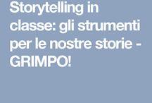 SCRIVERE STORIE