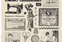 Sewing Notions / by Atelier Soed Idee