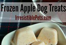 diy dog treat and grooming