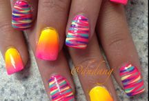 Fun Nails!!! / Cool nail art