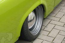 Veteran auto kiallitas - 2014 - Premier Outlet / Csodás felnik az autók alatt...