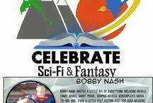 Hoover/APF Sci Fi/Fantasy Fest 2016