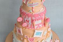 Fancy Cakes / by Betty Stone