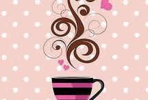 Yo amo mi cafe