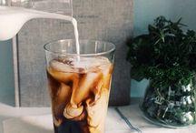 // COFFEE & TEA // / A warm drink is a delight..