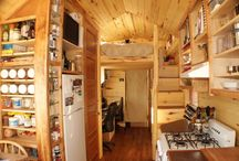 Tiny Homes / by Kiva Adkins